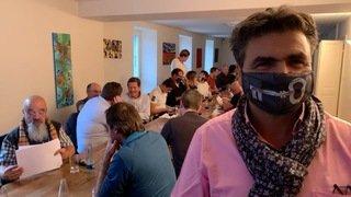 Communales 2020: à Val de Bagnes, la réaction de Christophe Maret (PLR)