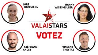 ValaiStars: élisez la personnalité du mois de septembre