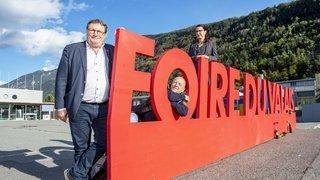 """Pas de Foire du Valais: trois fans racontent cette semaine """"sans"""", entre pèlerinage et reconstitution"""