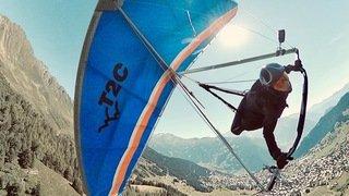 Dans les entrailles de la préparation du skieur extrême Jérémie Heitz