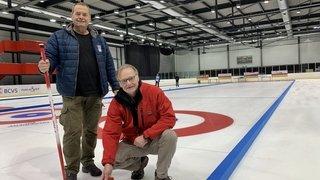 Le Curling Masters de Champéry résiste à la crise du coronavirus