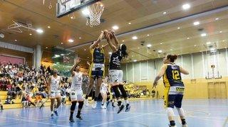 En Valais, comme dans toute la Suisse, le basketball féminin a mal à ses jeunes