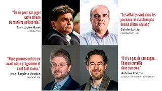 Communales 2020: Val de Bagnes, une non-campagne pour beaucoup d'enjeux