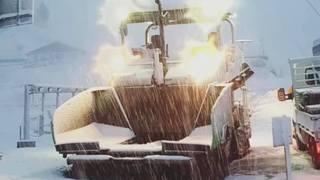 Météo: la neige arrive à 1200m ce week-end