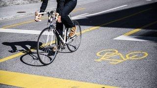 Valais: le projet de loi sur la mobilité douce suivi de près