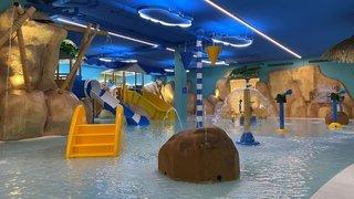 Le Bouveret: Sharkyland, un nouvel univers pour les familles et les tout-petits