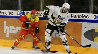 Hockey: Sierre n'était pas loin de s'offrir une «perf»
