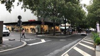 Sierre: des travaux prévus sur l'avenue Général-Guisan
