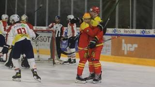 Hockey: Sierre confirme dans un contexte différent