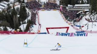 Ski alpin: Crans-Montana s'est incliné face à Saalbach pour l'organisation des Mondiaux 2025