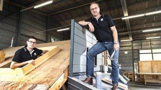 Métiers du bâtiment: une compétition pour attirer de futurs apprentis
