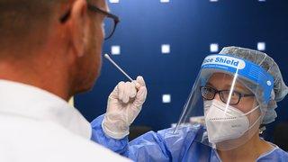 Coronavirus: hausse record des contaminations en Allemagne