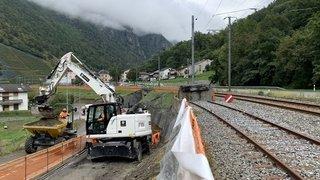 Saint-Bernard Express: 110 millions investis en quinze ans entre Martigny, Le Châble et Orsières