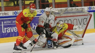 Hockey: Viège privilégie la piste européenne pour remplacer Mark Van Guilder, blessé