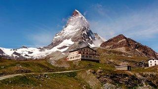 «Le Valais depuis les airs»: vol au-dessus de Zermatt