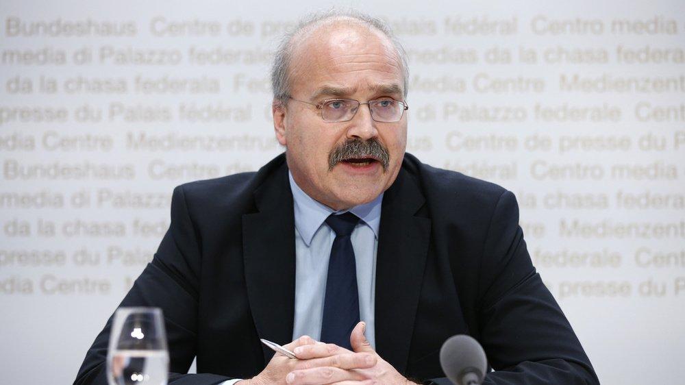 Philippe Bauer, conseiller national PLR et membre de la délégation des commissions de gestion.