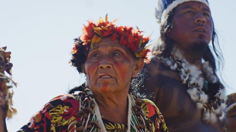 Bernaldina et Jaider se battent pour la défense de leur peuple et de l'Amazonie.