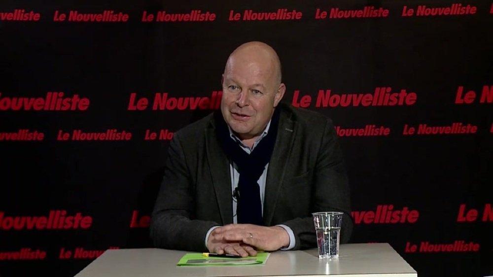 Claude Crittin avait déjà battu Christophe Bessero en 2012.