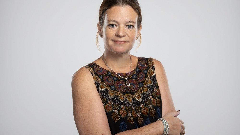 Gaëlle Oggier est la nouvelle vice-présidente de la commune de Noble-Contrée.