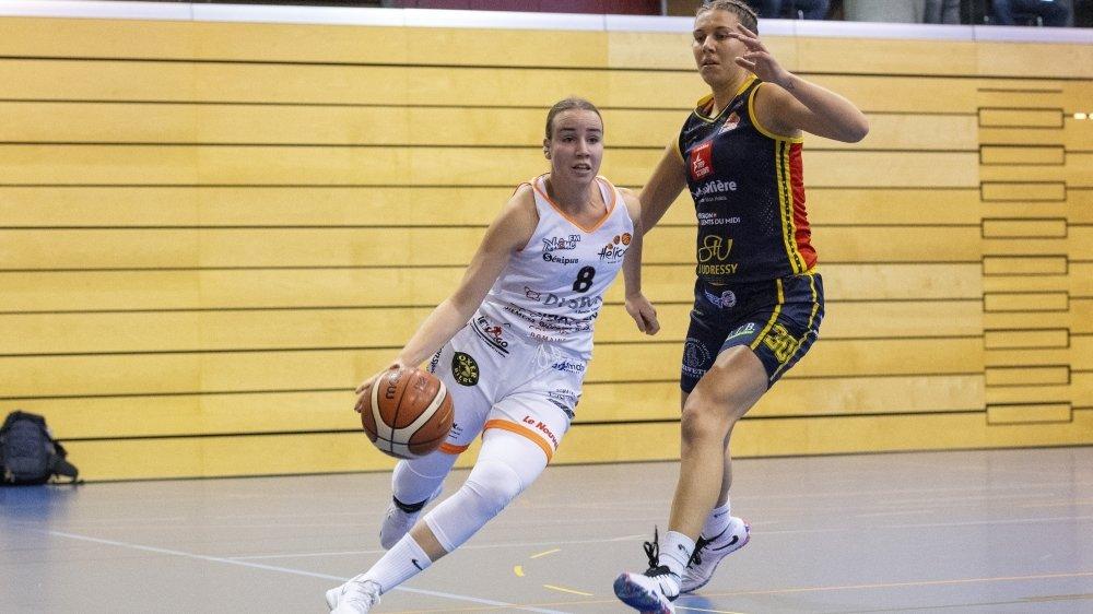 Virginie Bruchez et Hélios Basket ont usé Troistorrents et fini par le faire craquer.