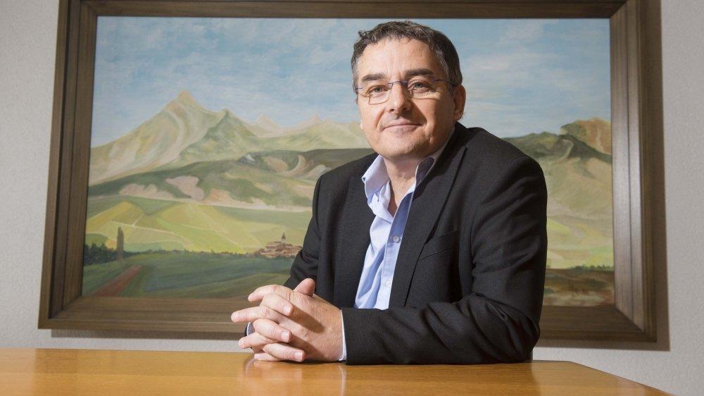 Le président Olivier Cottagnoud va gagner 1000 francs de plus par mois.