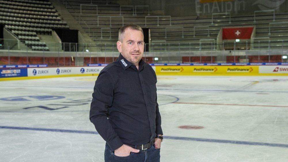 Directeur général du club, Sébastien Pico attend davantage de responsabilisation de la part des joueurs.