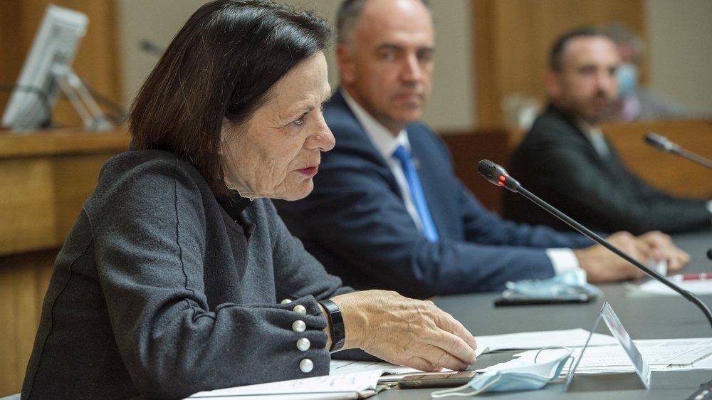 Le Conseil d'Etat a renforcé les mesures liées au coronavirus le mercredi 21 octobre 2020.