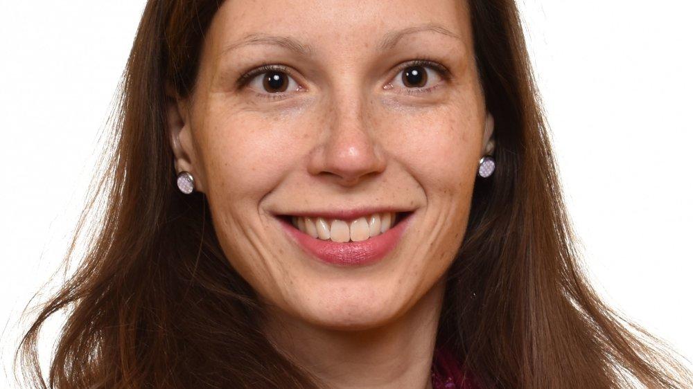 La PLR Félicie Morisod est élue à la vice-présidence de Vérossaz.