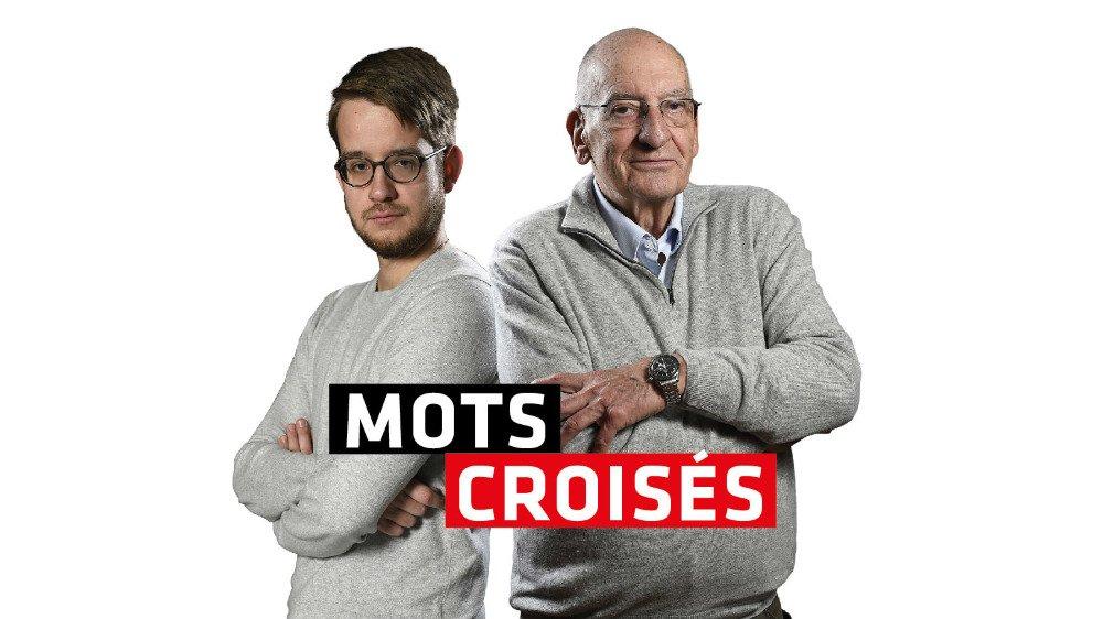 Pierre Loretan et Pascal Couchepin.