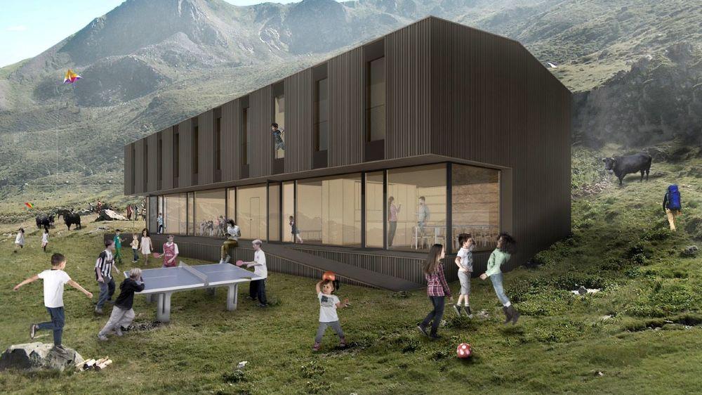 Une nouvelle colonie, pouvant accueillir 36 colons, pourrait voir le jour en 2022 à Sorniot.