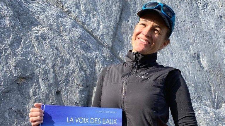 Claude Bernhard, une femme aux multiples casquettes, rétive aux étiquettes.