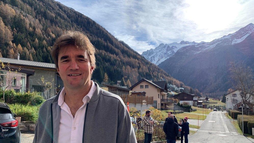 Bertrand Savioz a passé seize années au Conseil communal de Trient, dont huit à la vice-présidence et quatre à la présidence.