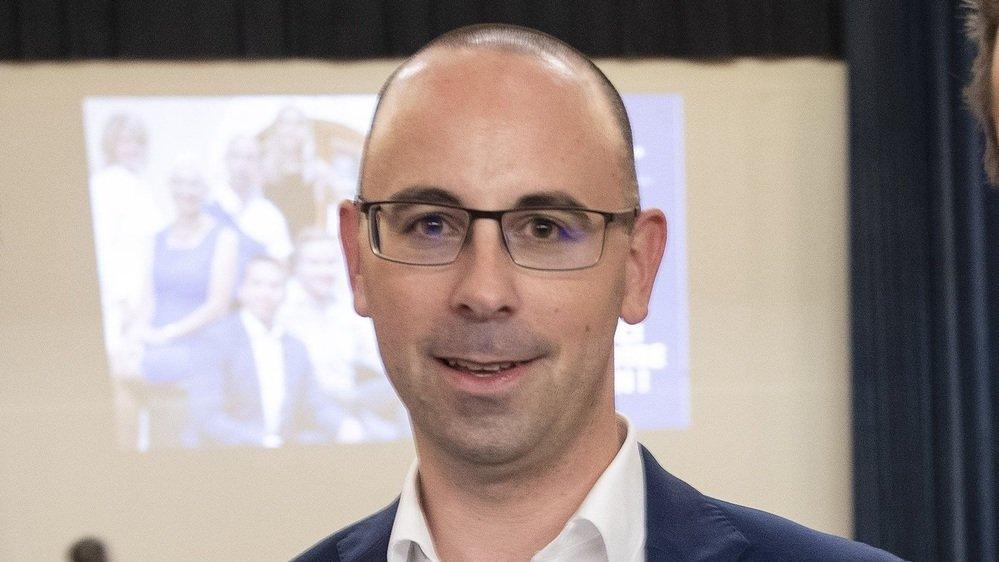 Fabrice Thétaz remporte la vice-présidence.