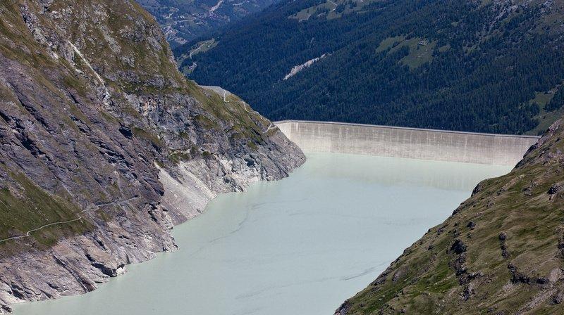 Sortie du nucléaire: le Valais et ses barrages se positionnent