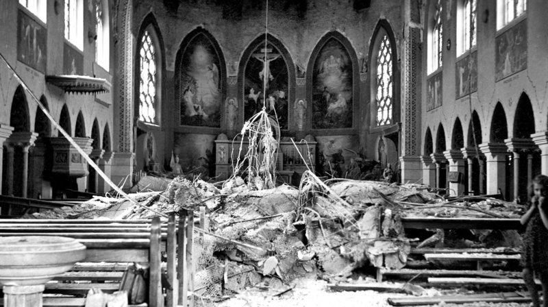 Vous souvenez-vous du tremblement de terre de 1946?