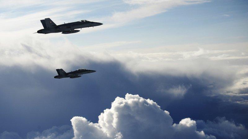 Armée suisse: deuxième offre reçue pour les avions de combat
