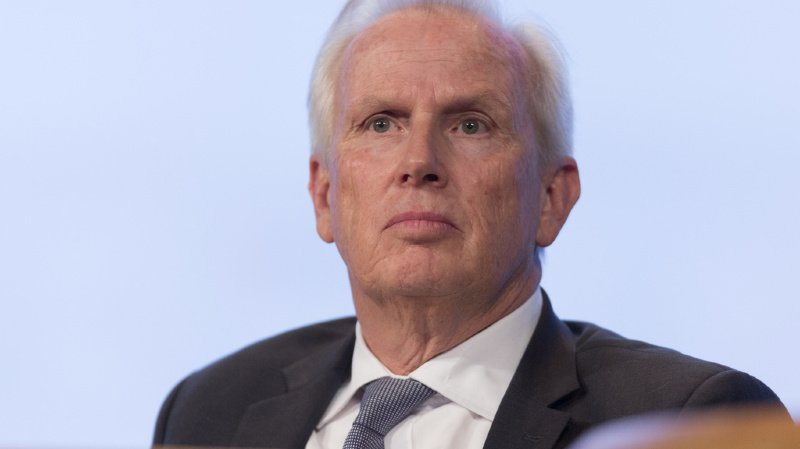 Patrice Bula, vice-président exécutif (ici en 2016), quittera Nestlé après 40 ans de service pour la multinationale veveysane.
