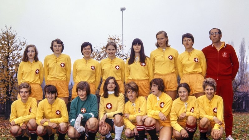 50 ans de football féminin: les pionnières étaient Valaisannes