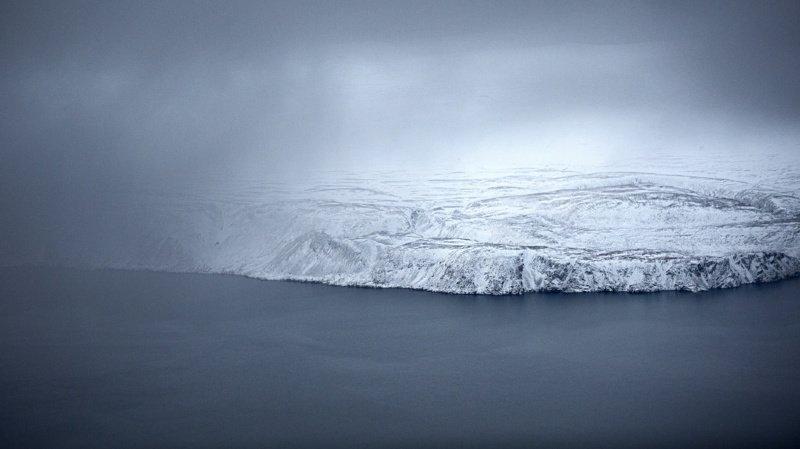 Les experts climat de l'ONU (Giec) estiment que la fonte des glaces pourrait faire monter le niveau des mers entre 30 et 110 cm d'ici la fin du siècle (ILLUSTRATION).