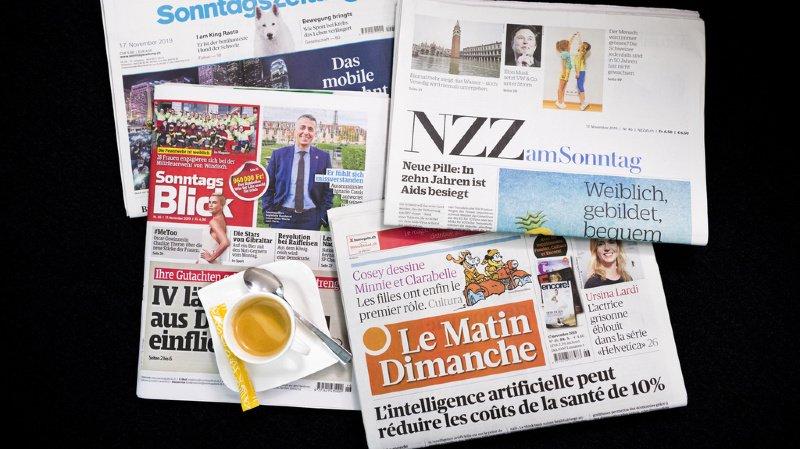 Les journaux dominicaux reviennent sur les principales actualités de ces dernières semaines.