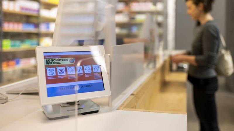 Coronavirus: tests rapides dans une pharmacie sur trois d'ici fin 2020
