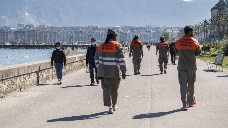 Protection civile: nouvelle loi en vigueur dès le 1er janvier