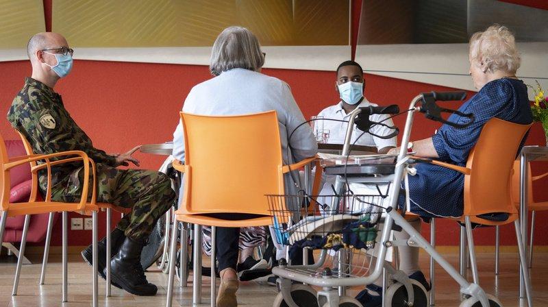 Coronavirus: la seconde vague frappe durement les EMS romands
