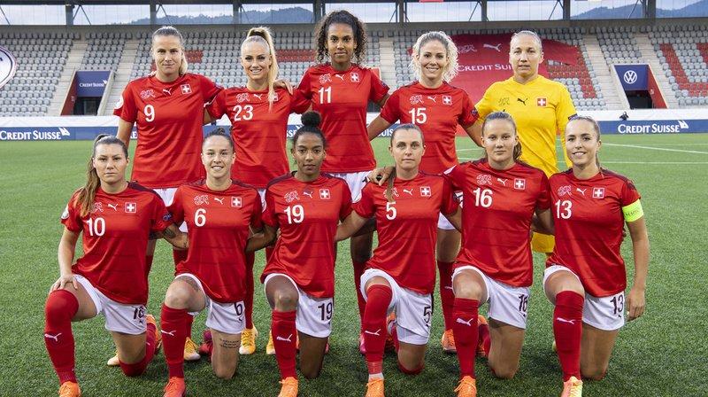 Football – Euro dames: la Suisse bat la Roumanie 2-0