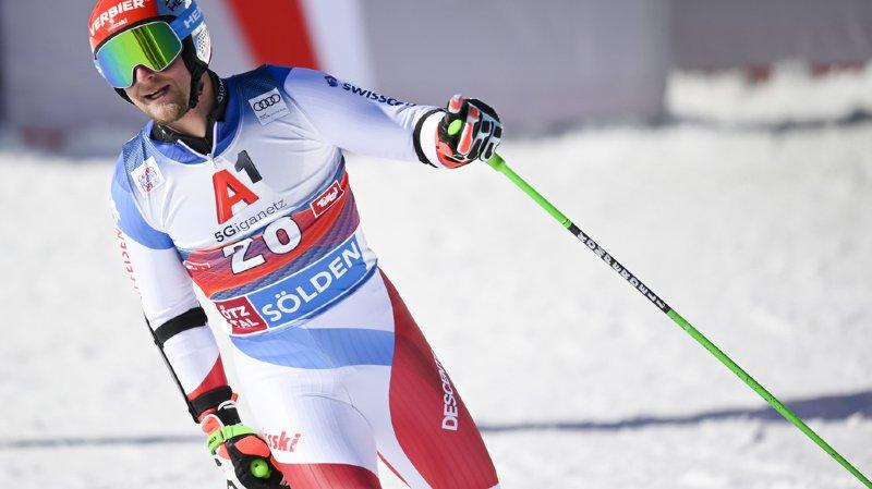 Ski alpin: Justin Murisier, Loïc Meillard et Marco Odermatt positifs au coronavirus
