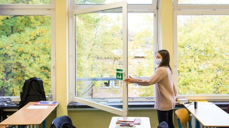 Coronavirus et aération des écoles en Valais: les élèves auront-ils froid cet hiver?