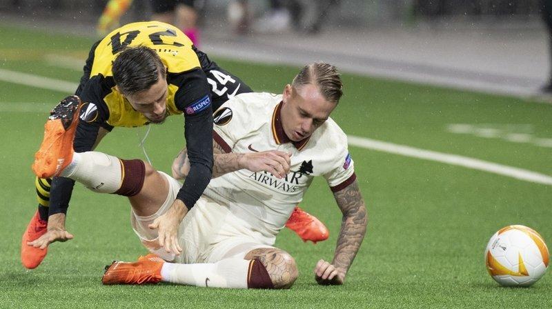 Quentin Maceiras, défenseur valaisan des Young Boys: «Tu apprends plus en un match européen qu'en quinze de Super League»
