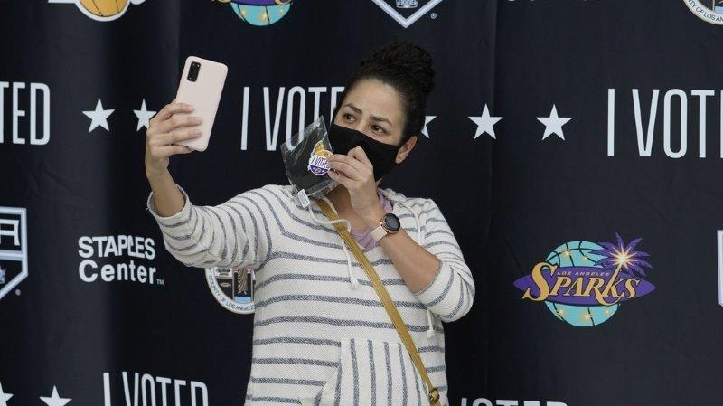 Présidentielle américaine: le vote anticipé aux Etats-Unis déjà plus important qu'en 2016