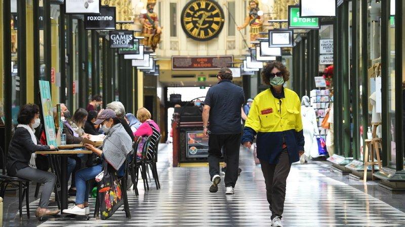 """Coronavirus: à Melbourne, le """"grand jour"""" après trois mois de fermeture"""