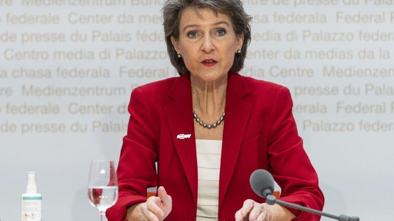 Commerce mondial: au G20 la Suisse plaide la cause du climat et du multilatéralisme